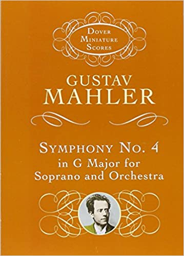 Symphony No. 4 in G Major for Soprano and Orchestra (Dover