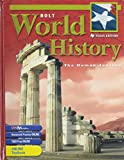 img - for Holt World History: The Human Journey (Texas Edition, Modern World) book / textbook / text book