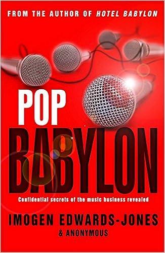 Book Pop Babylon