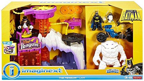 Imaginext The Penguin Lair (Penguin Batman)