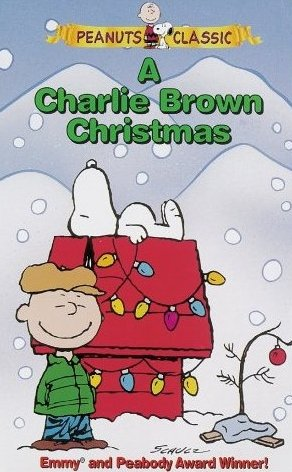 A Charlie Brown Christmas (Animated, 1965) [VHS Video] [Digitally Remastered] [Clamshell - Brown Pigpen Charlie