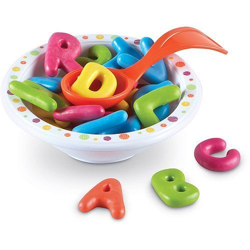 - Learning Resources Bright Bites Alphabet Soup