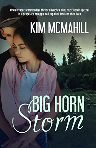 Book: Big Horn Storm by Kim McMahill