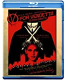 V for Vendetta / V pour Vendetta [Blu-ray] (Bilingual)