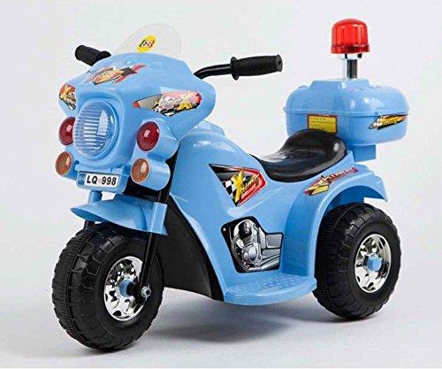 Elektromotorrad Kindermotorrad Polizei Motorrad Elektro Auto Kinder Akku
