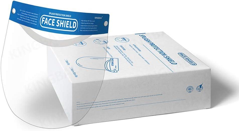Mascarilla antiarrugas completa Hughdy Face Shield Fluid