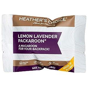 Packaroons, lemon lavender