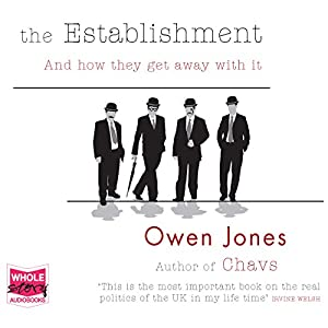 The Establishment Audiobook