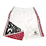 Medicine Man Lacrosse Boy's ''Starts at the Wall'' Lacrosse Shorts (Youth Large)
