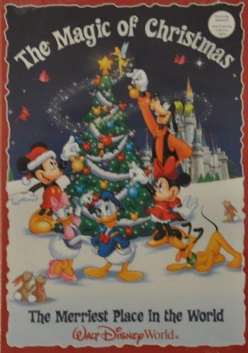 The Magic of Christmas at Walt Disney World (The Merriest Place in the World) (Disneyworld Christmas)