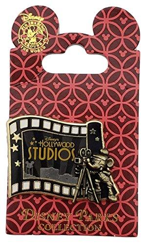 - Disney Pin - Hollywood Studios Logo Filmstrip 3D Mickey Mouse