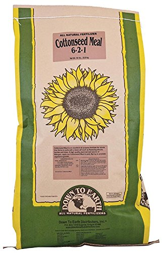 Down to Earth 1948 Fertilizer, 50 Pound