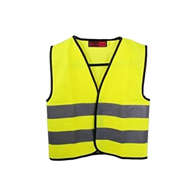 Childrens Kids High Visibility Hi Vis Viz Waistcoats En1150 Business & Industrial Personal Protective Equipment (ppe)