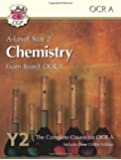 A-Level Chemistry for OCR A: Year 2 Student Book with Online Edition (CGP A-Level Chemistry)