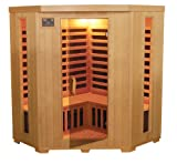 Cheap TheraPureSauna ESF302CHCB Infrared Heat Sauna