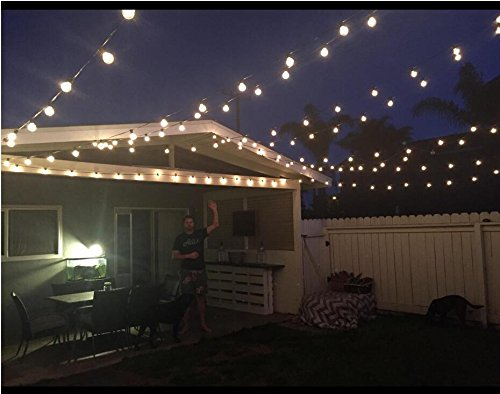 25Ft-G40-Globe-String-Lights-with-Clear-Bulbs-UL-listed-Backyard-Patio-Lights-Hanging-Indoor-Outdoor-String-Lights-for-Bistro-Pergola-Deckyard-Tents-Market-Cafe-Gazebo-Porch-Letters-Party-Decor-Black