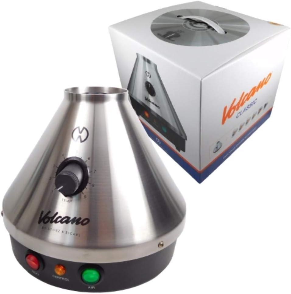 STORZ & BICKEL Volcano ClassicVaporizador Juego Completocon Easy Valve