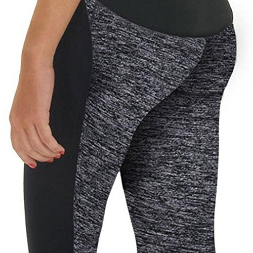 WuyiMC Women Sports Trousers, Athletic Gym Workout Fitness High Waist Yoga Leggings Pants