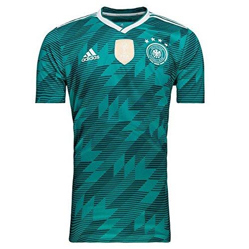 adidas 2018-2019 Germany Away Football Shirt