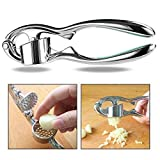 OFKPO Garlic Presses Squeezer, Easy Clean and Squeeze, Kitchen Tool for Home Restaurant