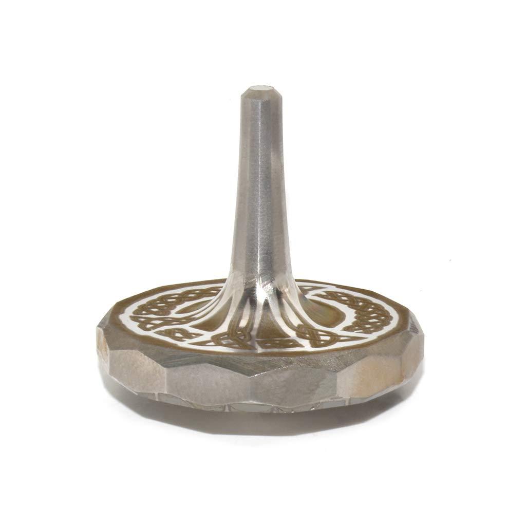 MetonBoss Nickel Top Spinner - Made with Nickel (Peace)