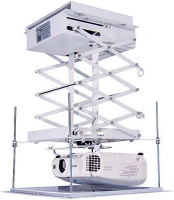 Soporte de proyector eléctrico motorizado de 1,5 m para elevar ...
