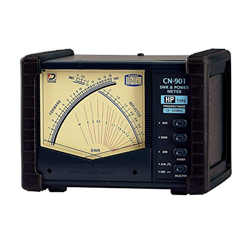 CN-901HP Daiwa Original Cross-Needle SWR & Power Meter