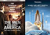 When We Left Earth (Limited Edition Steelbook) & Men Who Built America
