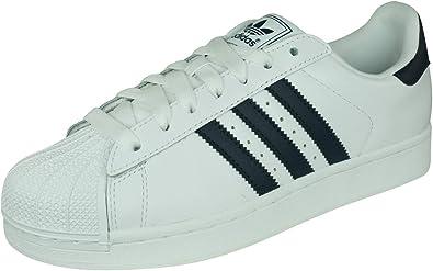 Zapatillas deportivas de hombre adidas Superstar piel