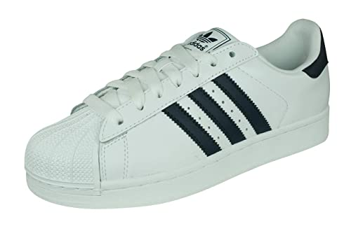 finest selection ee2d5 3c7c8 adidas Originals Superstar II Zapatillas de Deporte para Hombres zapatos-White-46   Amazon.es  Zapatos y complementos