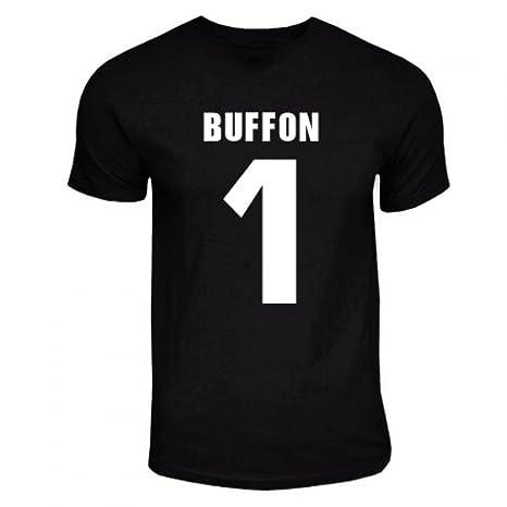 best sneakers bc5e0 fd9e9 Gianluigi Buffon Juventus Hero T-shirt (black), Jerseys ...
