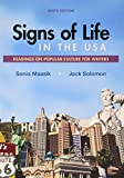Book cover from Signs of Life in the USA: Readings on Popular Culture for Writers by Sonia Maasik