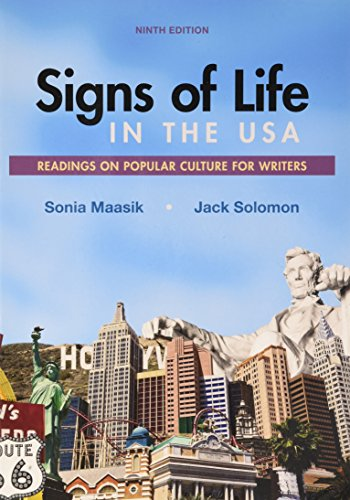 Signs of Life in the USA: Readings on Popular Culture for - Popular Usa In