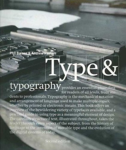 Type and Typography by Brand: Watson-Guptill