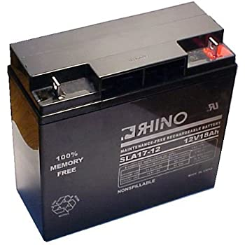 interstate batteries bsl1116 replacement rhino. Black Bedroom Furniture Sets. Home Design Ideas