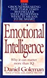 Emotional Intelligence, Daniel Goleman, 055384007X