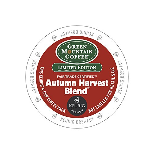 Green Mountain Coffee Autumn Harvest Blend K-Cups 96ct