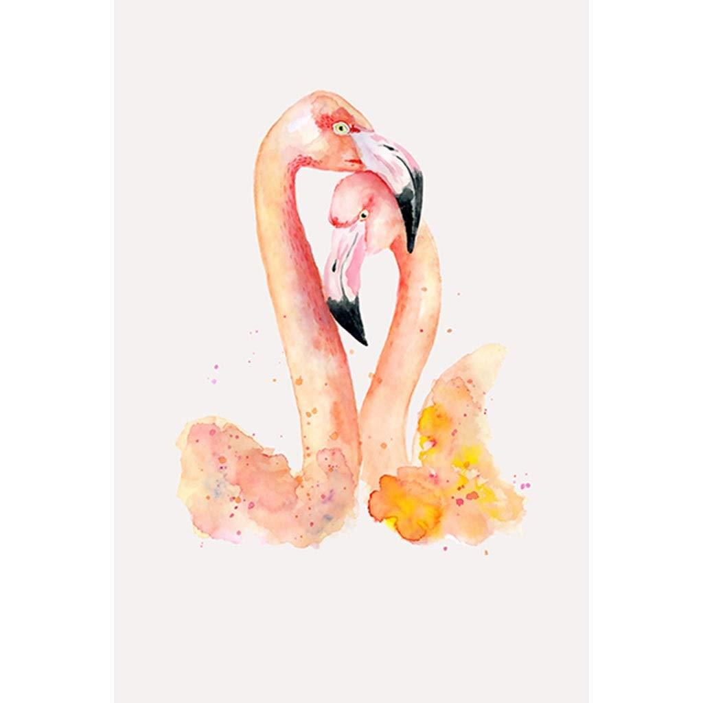 E 3700pc Puzzle House Puzzle Développé Flamingo Art Peinture en Tilleul Puzzle Perfect Cut & Fit, 5005000 pièces Puzzle Boxed Illustration Jouet Jouet Art pour Adultes & Enfants -424