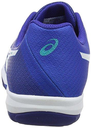 Asics Gel-Blade 6, Scarpe Sportive Indoor Uomo Blu (Directoire Blue/White/Limoges 4301)