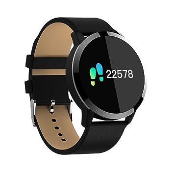 """Q8 Smart Watch 0.95 """"OLED IP67 resistente al agua soporte de ritmo cardíaco Monitor"""