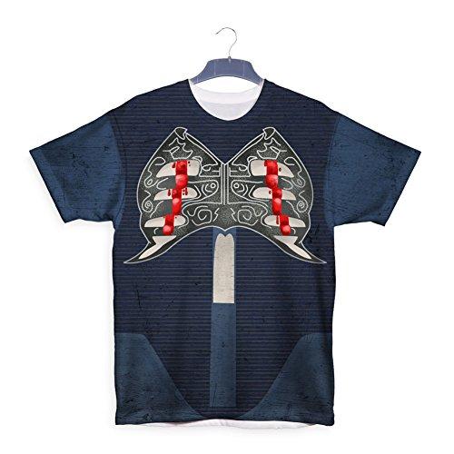 PinheadClothesHalloweenPartyCostumeT ShirtWHT XL White -