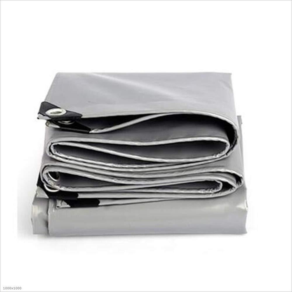 Plane Persenning Im Freien verdicken Sie regendichte Tuch-Wasserdichte Sunscreen 0.45mm -550g   m2