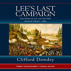Lee's Last Campaign Audiobook