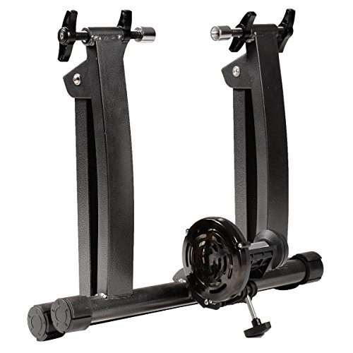 Giantex Portable Indoor Exercise Resistance Bicycle Trainer Bike Stand by Giantex (Image #1)