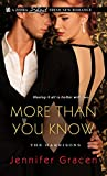 More Than You Know (The Harrisons)
