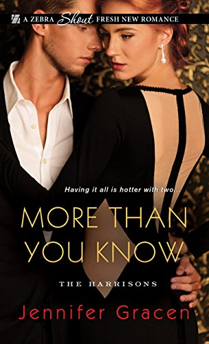 More Than You Know (The Harrisons) by [Gracen, Jennifer]