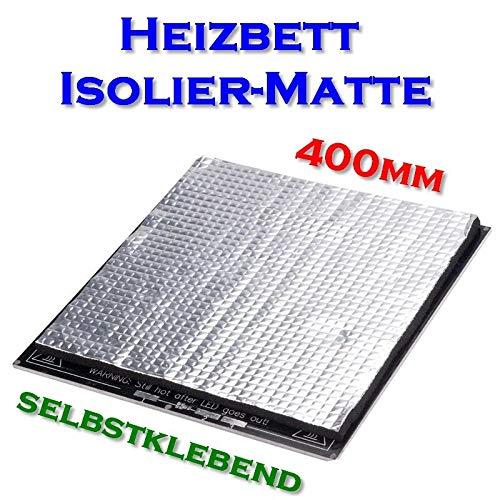 Esterilla de caucho aislante para cama calefactora 400 x 400 mm ...