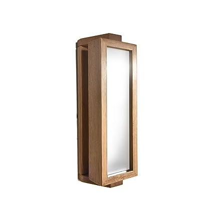 Mensole da muro Contenitore a specchio per montaggio a parete gancio ...