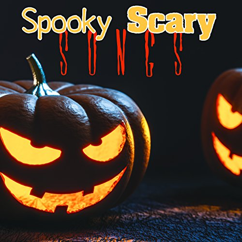 Spooky Scary Songs: Skeleton Sounds, Halloween Holiday Music