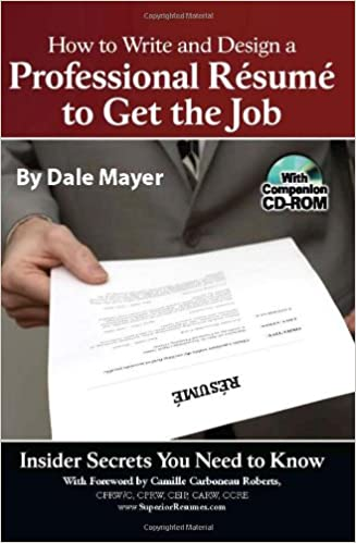How to Write and Design a Professional Resume to Get the Job ...